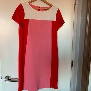 NWOT Boden Colorblock Dress